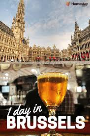 brussels as the heart of europe is a city bursting with energy