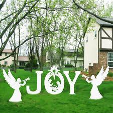 large nativity set ebay