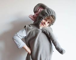 Plug Costume Halloween Elephant Costume Etsy