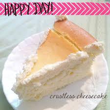 crustless cheesecake recipe jessicalynette com