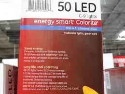 ge energy 50 led smart colorite c9 lights