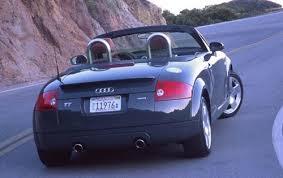 2001 audi tt turbo specs used 2001 audi tt convertible pricing for sale edmunds