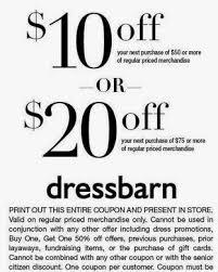 dress barn 20 off coupon car wash voucher