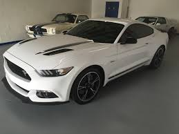 california mustang 2016 ford mustang 5 0 gt california special automatic lhd price
