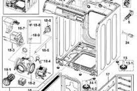 samsung washing machine parts diagram smasung washer parts com