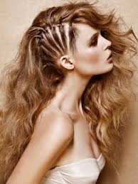 hairstyles for long hair punk 18 punk rock hairstyle for long hair hair nails pinterest