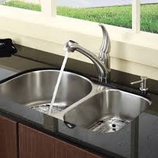 Home Depot Delta Kitchen Faucet by Kitchen Kitchen Sink Faucets Stainless Steel Combination