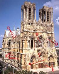 Medieval Cathedral Floor Plan Cathedral Architectural Elements