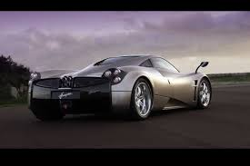 pagani suv the zonda is dead long live the new pagani huayra official