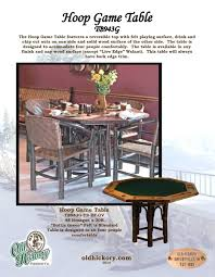 rustic hickory dining room furniture 17 42 round rustic hickory