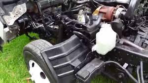 isuzu npr 98 manual 3 9 turbo diesel intercooler youtube