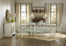 Coastal Dining Room Table by Casual Cottage Coastal 9 Piece Table U0026 Chair Set By Hooker
