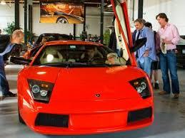 lamborghini diablo rental recession car rentals rent a lamborghini for 2000 abc