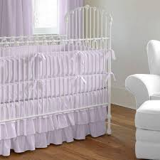 Lavender And Grey Crib Bedding Purple Baby Bedding Lavender Crib Bedding Carousel Designs