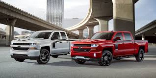 chevy vehicles special edition trucks silverado chevrolet