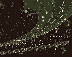 music notes background powerpoint backgrounds for free