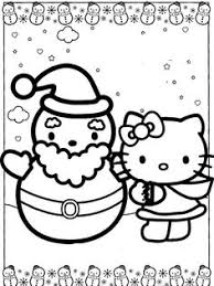 christmas friends coloring picture disney coloring pages