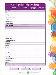 Family Budget Spreadsheet College Budget Templatememo Templates Word Memo Templates Word