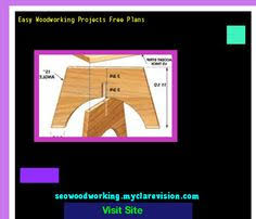 Free Easy Wood Plans by Easy Woodworking Projects For Children 100741 Woodworking Plans