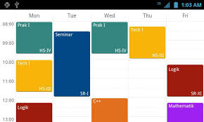app class yasp class schedule android apps on play
