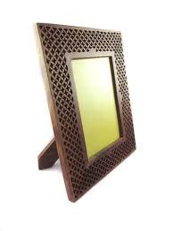 buy pindia fancy wooden jali work design photo frame online at low