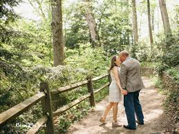 Botanical Gardens In Nc by Bless My Soul Photography Asheville Nc Engagement Photographer