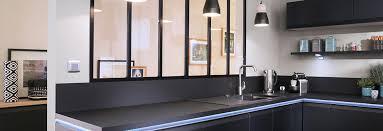 amenager cuisine ouverte idée d aménagement pour cuisine ouverte lapeyre