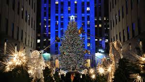 christmas tree lighting 2018 rockefeller tree 5th ave holiday window tour new york tickets