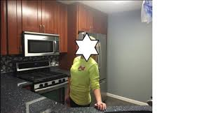 kitchen cabinets with gray floors can i put gray flooring with cherry cabinets