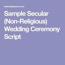 wedding quotes religious the 25 best non religious wedding ceremony ideas on