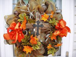awesome which 2015 thanksgiving mesh wreath would you want