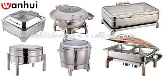 deluxe induction buffet counter chafing dish for buffet buy