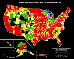 Washington State Earthquake Map by American Red Cross Maps And Graphics