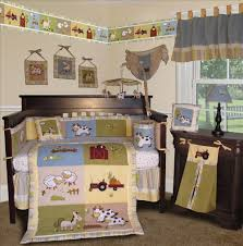 Nursery Bedding Sets Boy by Sisi Bedding Sets Sisi Baby Boy Boutique On The Farm 15 Pcs