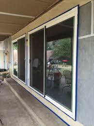 How To Install A Sliding Patio Door Patio Door Glass Handballtunisie Org