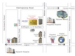 True World Map by Hotel Near Siam Paragon By True Siam Hotel In Bangkok