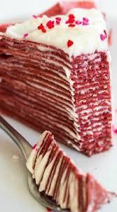 red velvet cheesecake red velvet and cheesecake in one heaven
