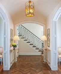 stair rails convention dallas traditional hall decoration ideas