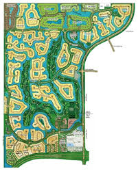 Coral Springs Florida Map by Bay Site Map