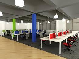 open concept office floor plans open concept office workstation design office decor pinterest