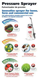 amazon com solo 430 2g 2 gallon farm and garden sprayer lawn