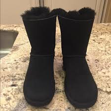 ugg boots for sale size 5 44 ugg shoes bailey bow ii authentic ugg boots sz 5 no