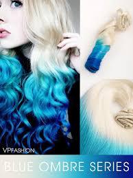 mermaid hair extensions 20 teal blue hair color ideas for black bown hair vpfashion