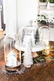 christmas village snow globe centerpiece bless u0027er house