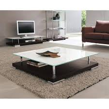 30 best ideas of large low white coffee tables