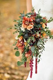 Cascading Bouquet 20 Beautiful Art Deco Bridal Bouquets Chic Vintage Brides