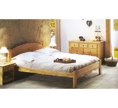 chambre en pin lit 140x190 pin massif brunswick casita 1641