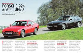 928 porsche turbo porsche 924 turbo porsche 944 turbo gt purely porsche mag 07