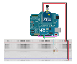 code zigbee arduino to remotely control an rgb led using xbee connectivity kit