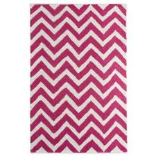 Pink And White Rug Glenna Jean Rugs U0026 Floormats From Buy Buy Baby